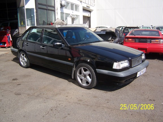 1996  Volvo 850 T-5  picture, mods, upgrades