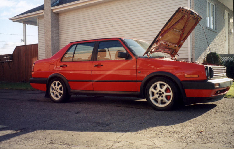 1991  Volkswagen Jetta VR6 picture, mods, upgrades