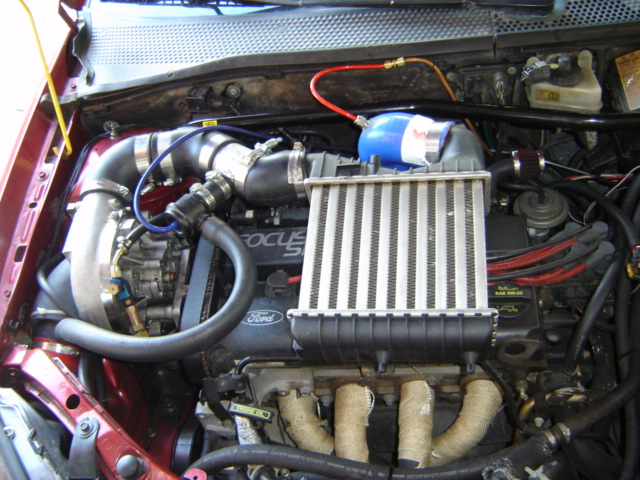 2003 Ford Focus zx3 Supercharger
