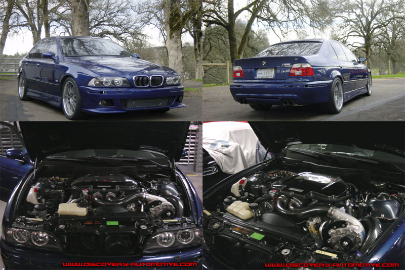 2001 BMW M5 Supercharger · Click HERE for a Video. Number of Votes: 18