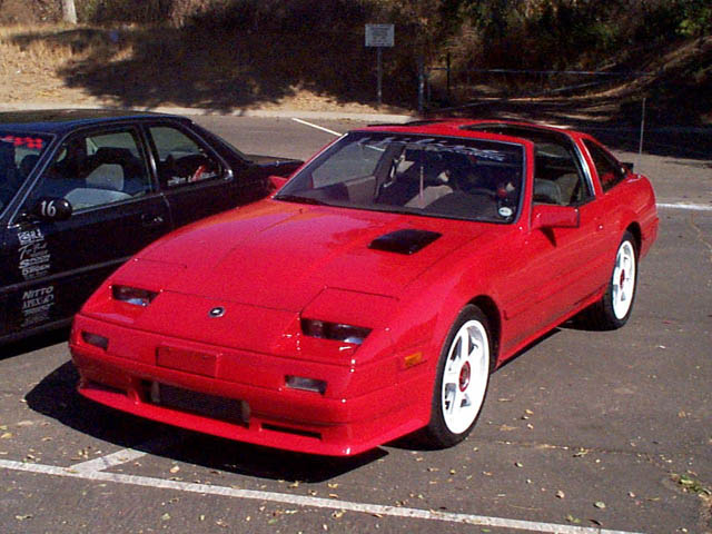 1985 Nissan 300ZX 2+2 Turbo picture, mods, upgrades