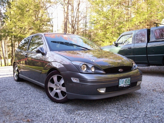 2001 Ford Focus ZX3 S2 Edition