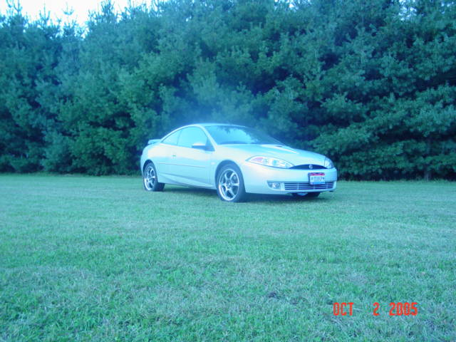 2002  Mercury Cougar 2.5 V6 ATX picture, mods, upgrades