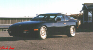 1986  Porsche 944 Turbo picture, mods, upgrades