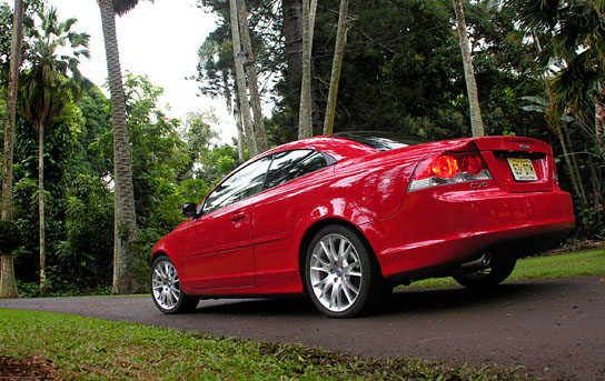 2007  Volvo C70 T5 Convertible picture, mods, upgrades