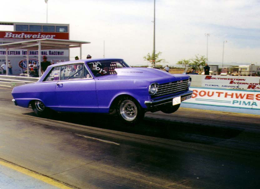 1963  Chevrolet Nova  picture, mods, upgrades