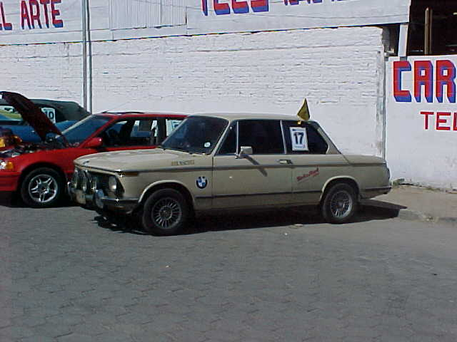 1975  BMW 2002 tii picture, mods, upgrades