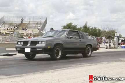 Oldsmobile Cutlass. 1984 Oldsmobile Cutlass