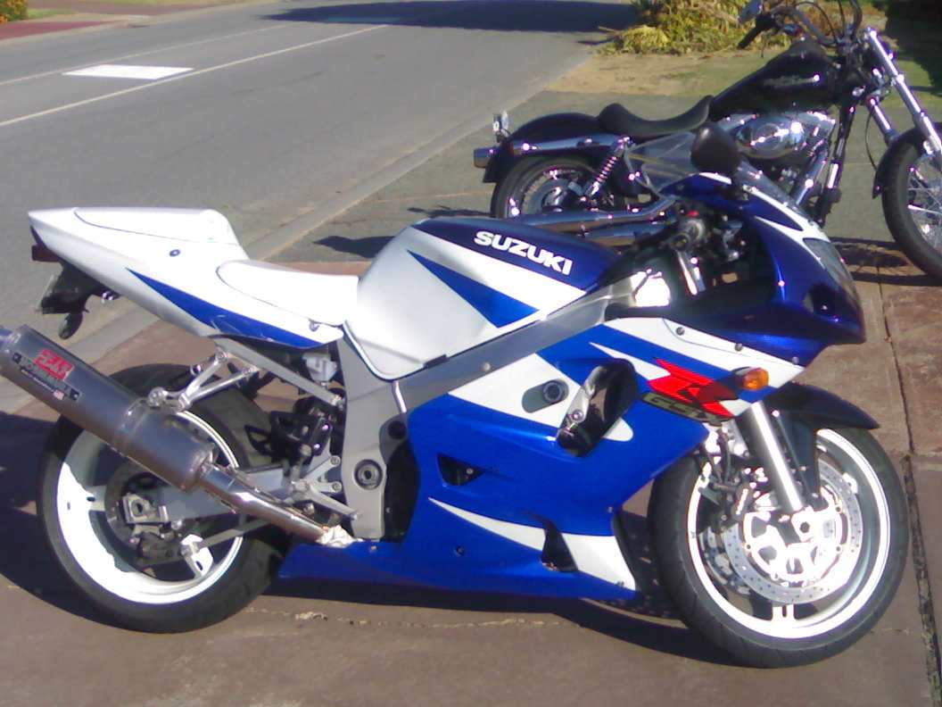 styles modification motor: Suzuki GSXR 250 Picture Design