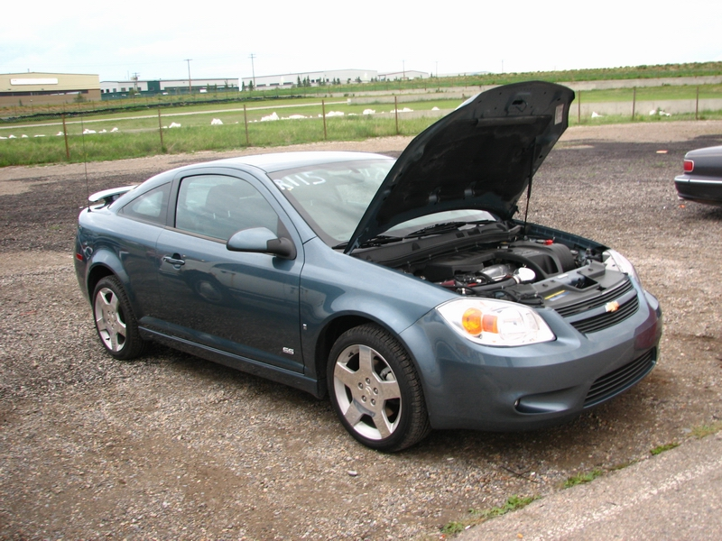 2006  Chevrolet Cobalt 2.4 SS picture, mods, upgrades