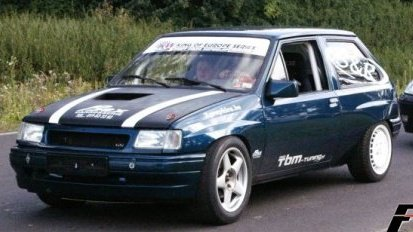 1983  Opel Corsa A picture, mods, upgrades