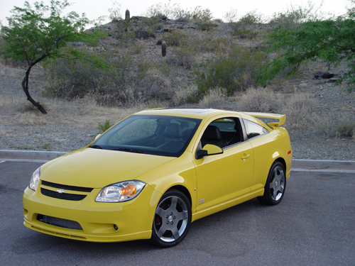 2006  Chevrolet Cobalt SS Supercharged picture, mods, upgrades