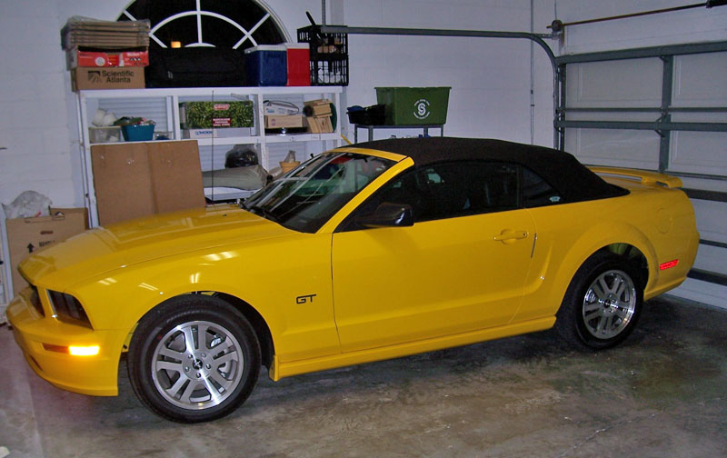 2006  Ford Mustang GT- Convertible picture, mods, upgrades