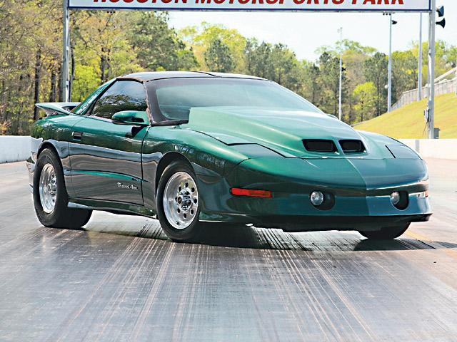 1995  Pontiac Trans Am Nitrous picture, mods, upgrades