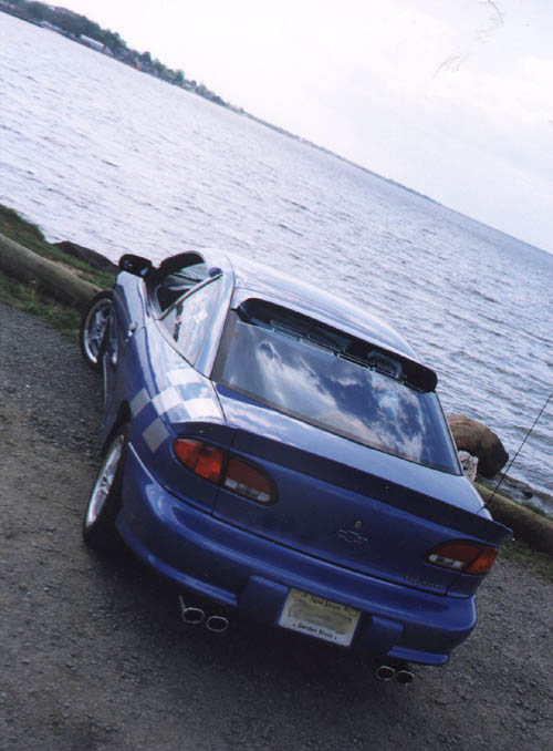 1996 Chevrolet Cavalier Coupe