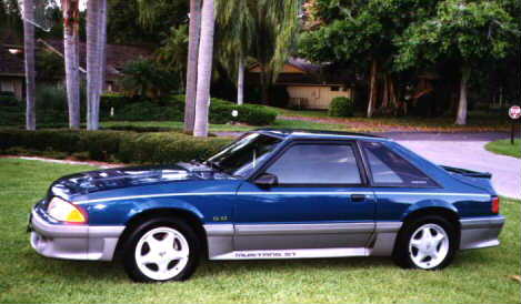 1993  Ford Mustang GT picture, mods, upgrades