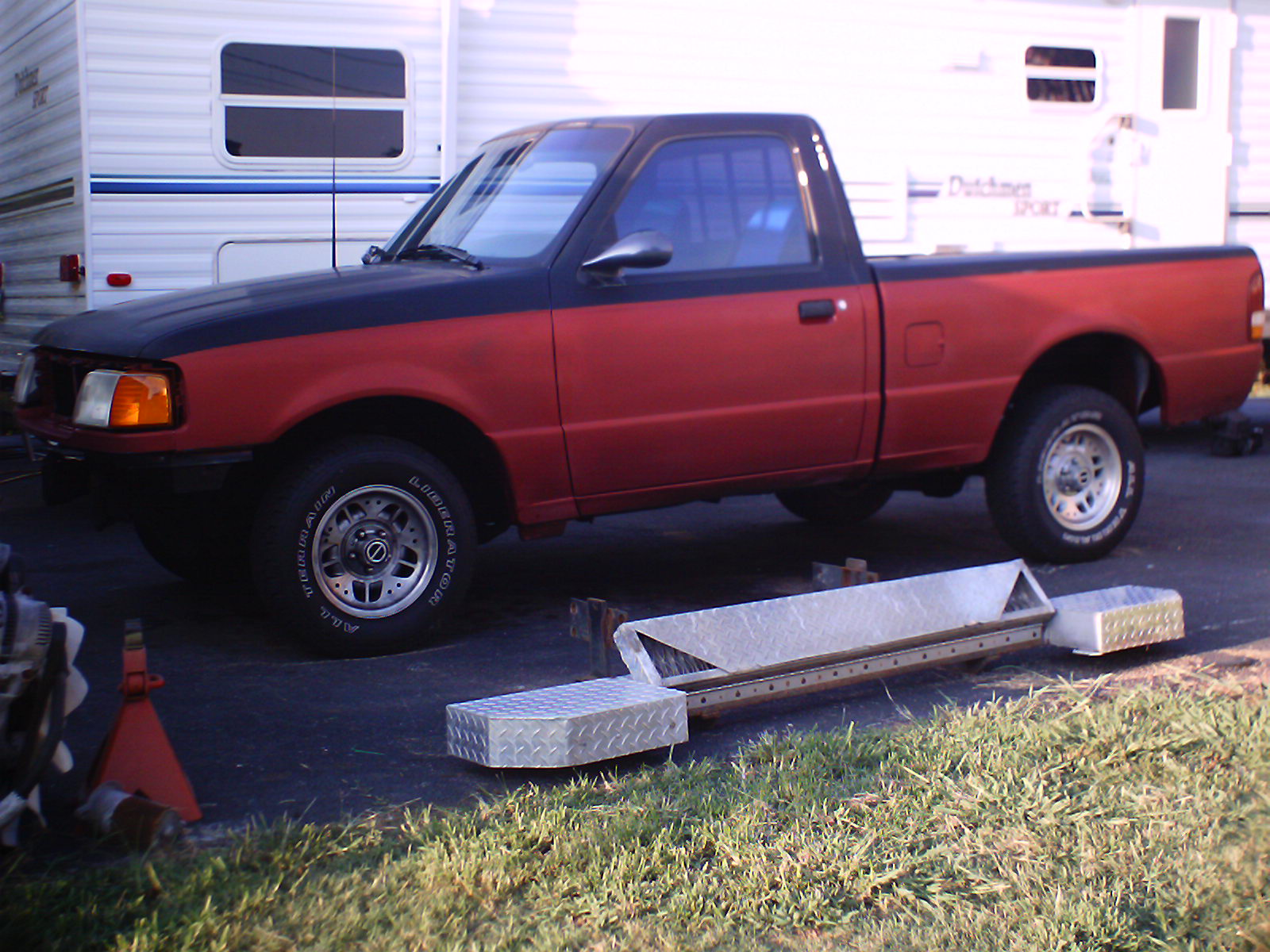 1994  Ford Ranger xlt picture, mods, upgrades
