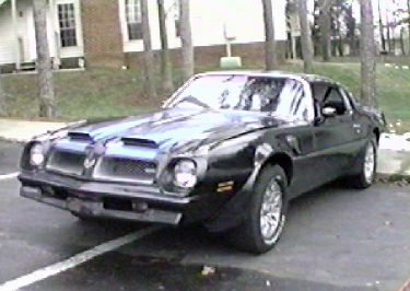 1976  Pontiac Trans Am  picture, mods, upgrades
