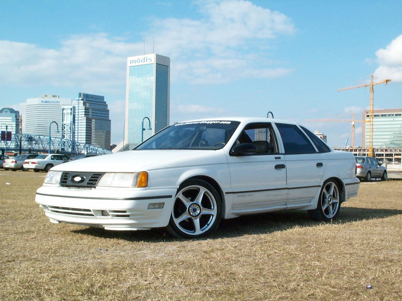 1990  Ford Taurus SHO picture, mods, upgrades