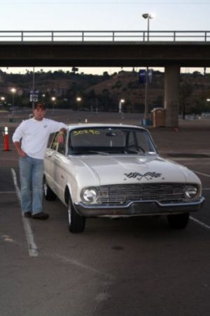 1960  Ford Falcon  picture, mods, upgrades