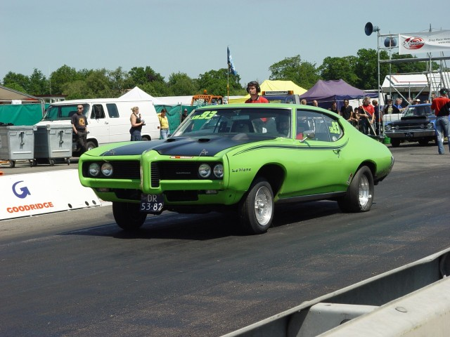 1969  Pontiac Le Mans  picture, mods, upgrades