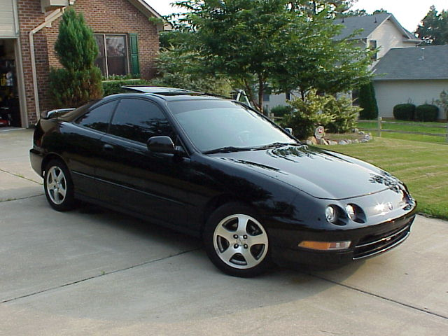 1995 acura integra gs r 1 4 mile trap speeds 0 60. Black Bedroom Furniture Sets. Home Design Ideas