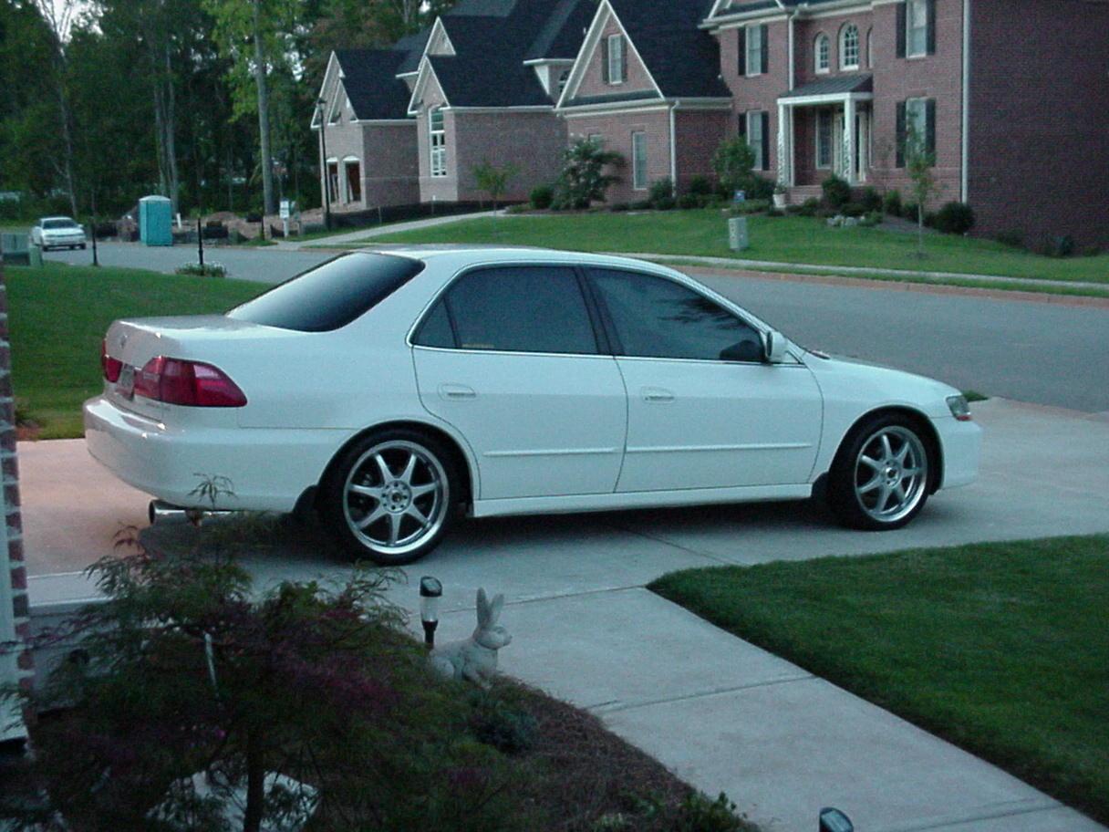 2000 Honda Accord Ex Rims