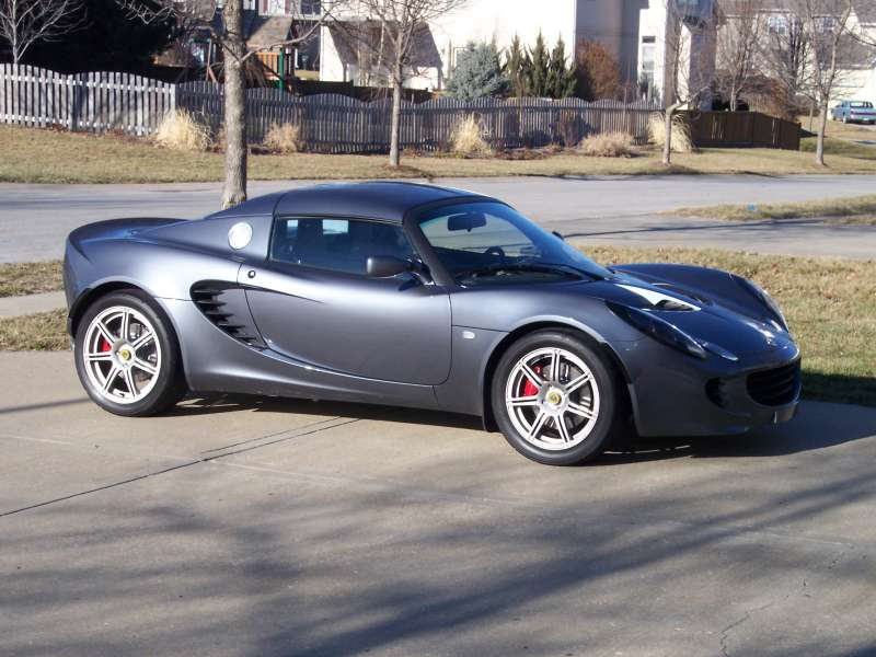 2005 Lotus Elise 111R 1/4 mile Drag Racing timeslip specs 0-60 ...