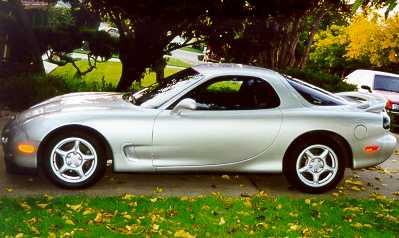 1994  Mazda RX-7  picture, mods, upgrades