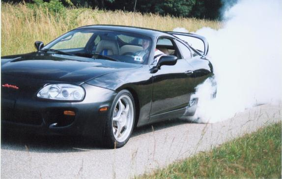 1994 Toyota Supra Twin Turbo, Sport Roof