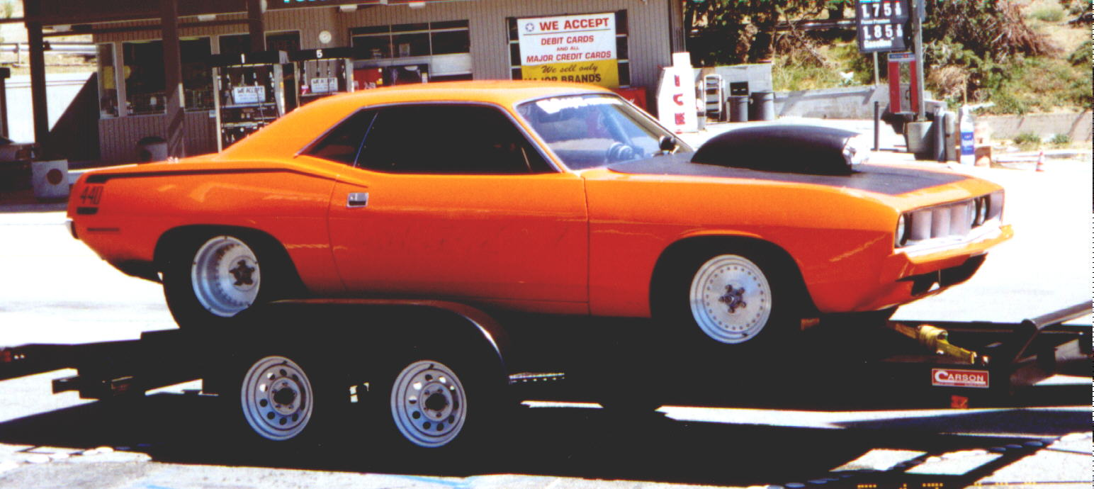 1971  Plymouth Barracuda  picture, mods, upgrades
