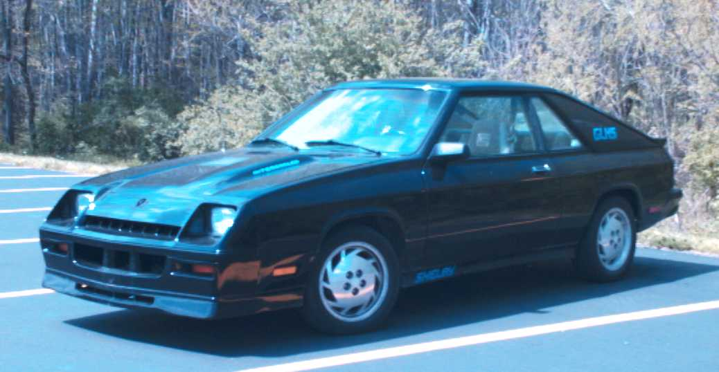 1987 Dodge Omni Glhs 1 4 Mile Drag Racing Timeslip Specs 0