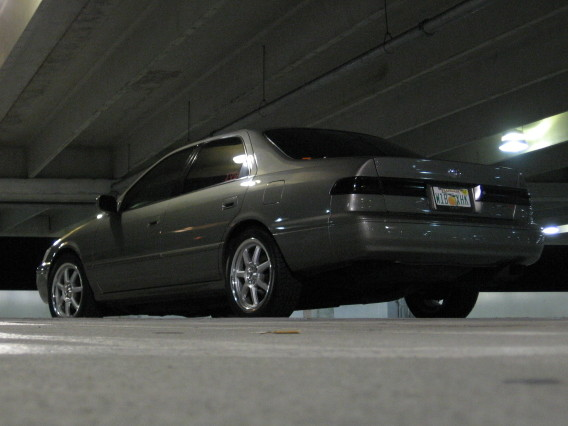 1998  Toyota Camry LE V6 picture, mods, upgrades