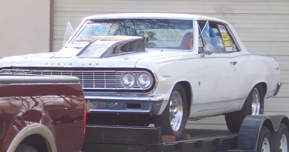 1964  Chevrolet Chevelle SS picture, mods, upgrades