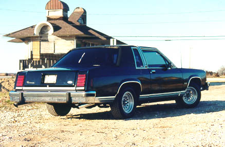 1986  Ford LTD CROWN VICTORIA picture, mods, upgrades