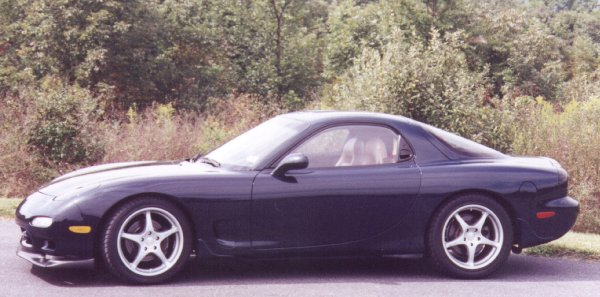 1994  Mazda RX-7 PEP picture, mods, upgrades