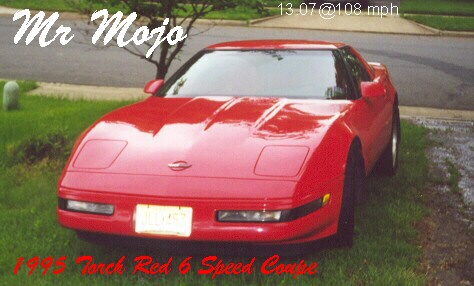 1995  Chevrolet Corvette  picture, mods, upgrades