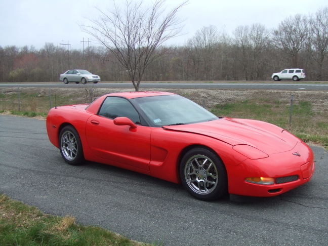 2000  Chevrolet Corvette FRC picture, mods, upgrades