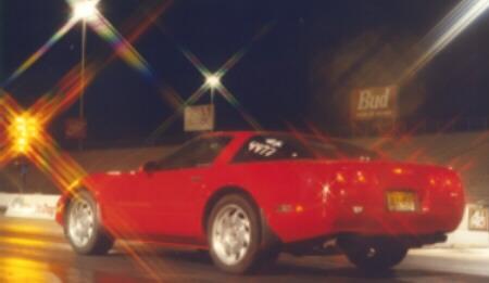 1995 Chevrolet Corvette 1/4 mile Drag Racing timeslip specs