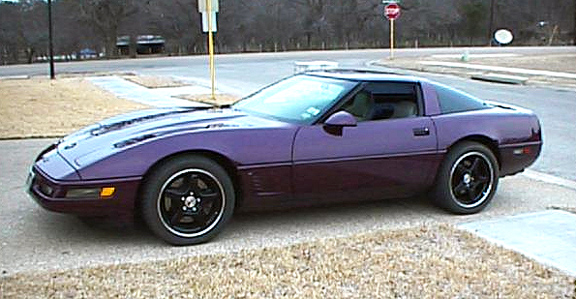 1996  Chevrolet Corvette  picture, mods, upgrades