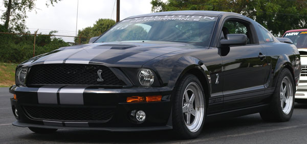 2006 Ford Mustang Shelby GT500