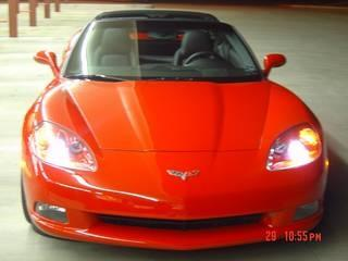2005  Chevrolet Corvette 1SX picture, mods, upgrades