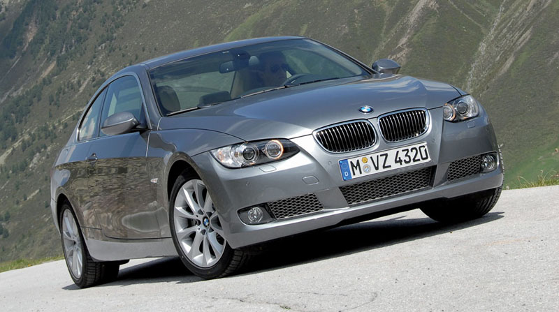 2007 BMW 335i Twin-Turbo