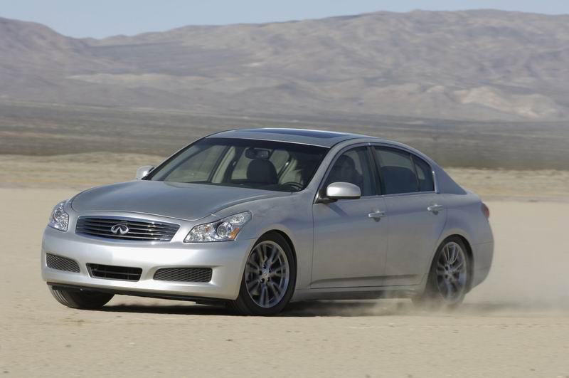 stock 2007 infiniti g35 sport 6mt sedan 1 4 mile drag. Black Bedroom Furniture Sets. Home Design Ideas