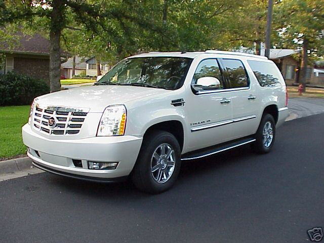 The all-new 2007 Cadillac Escalade EXT is the perfect combination of