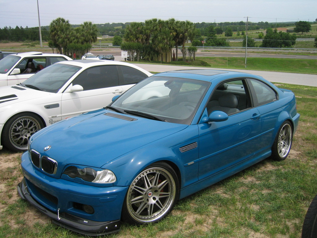 2001  BMW M3  picture, mods, upgrades