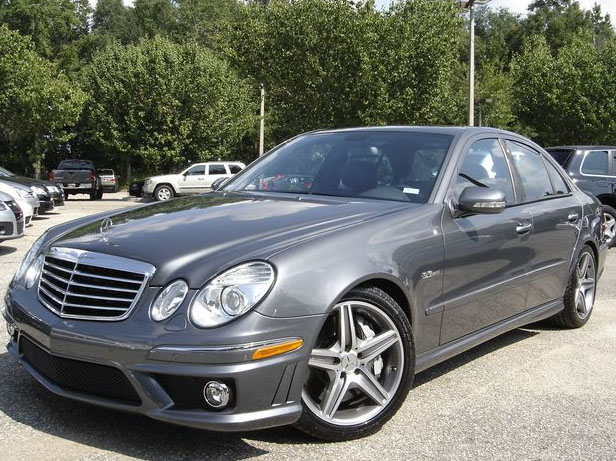 You can vote for this Mercedes-Benz E63 AMG