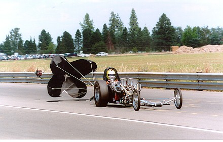 1962 Dragster Rear Engine FED