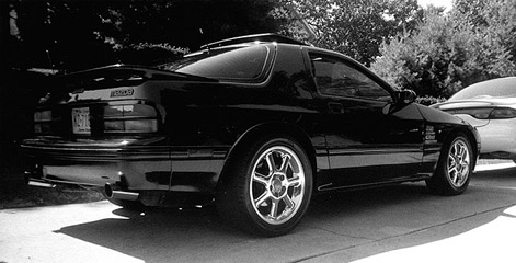 1987  Mazda RX-7 Turbo II picture, mods, upgrades