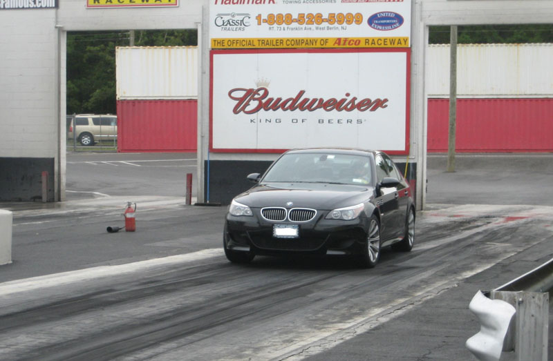 2006  BMW M5 Dinan 3.91 Diff picture, mods, upgrades
